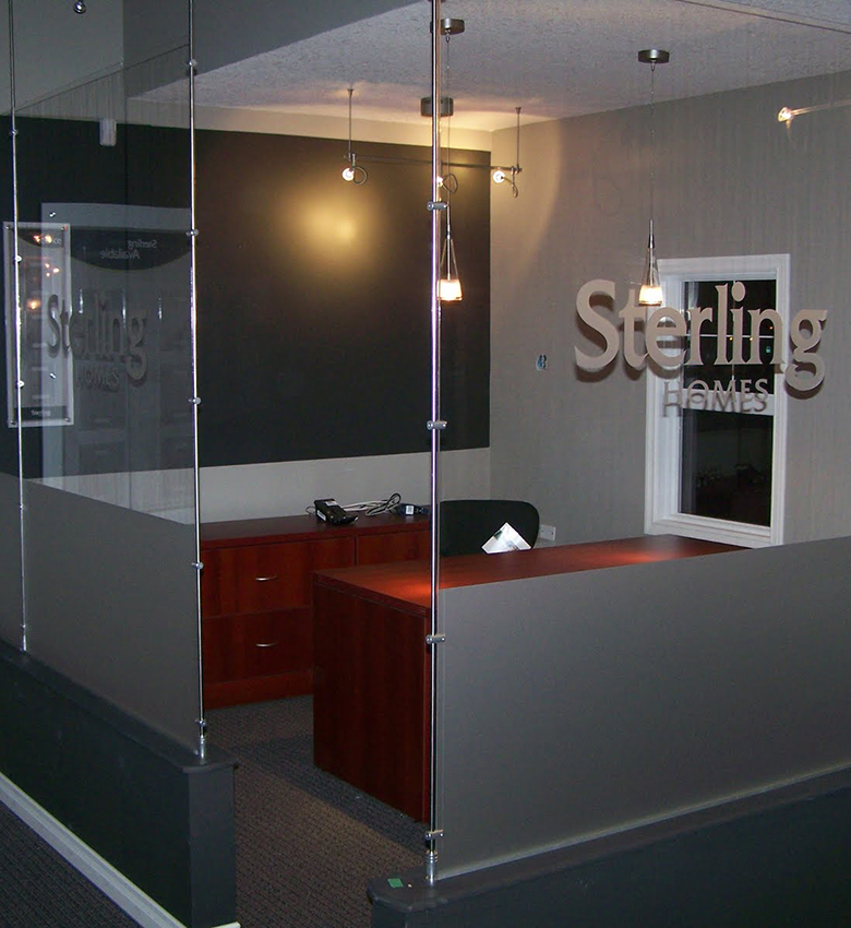 Sterling Hanging hardware Installation